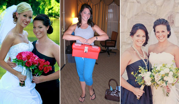 how to become a professional bridesmaid