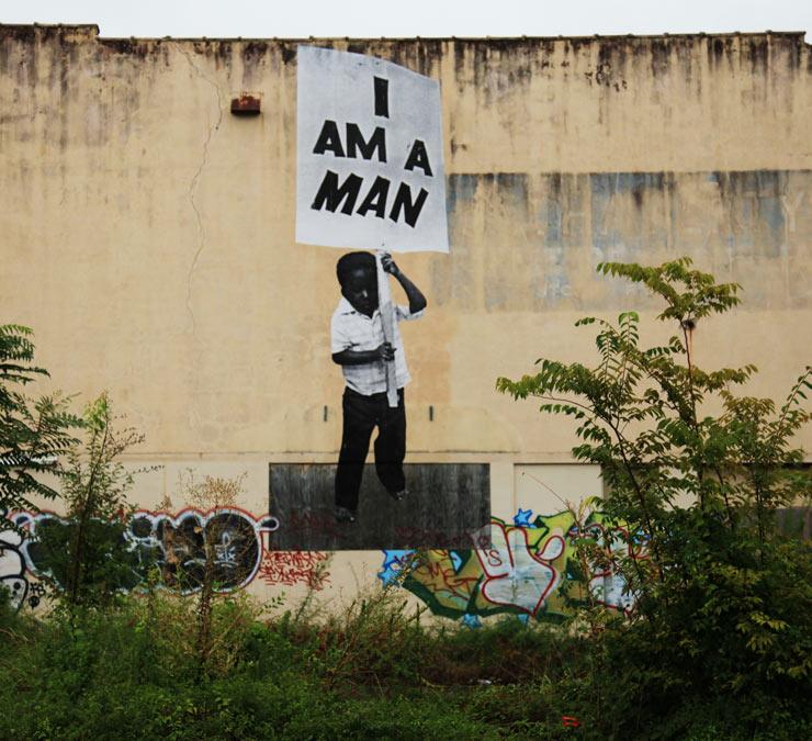 20 New Murals From Atlanta Living Walls 2013 | HuffPost