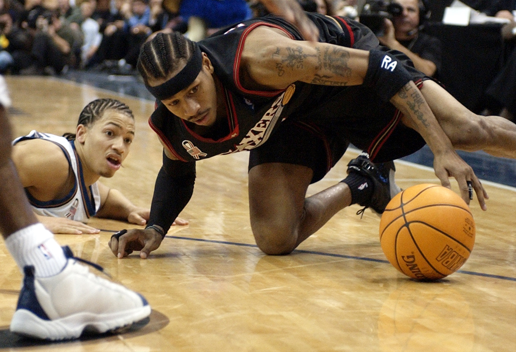 Allen Iverson Retires  Let s Revisit His Finest Moment  57b31b986