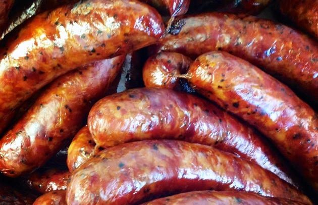 Pin Grilled Sausage Pepper Amp Onion Saute on Pinterest