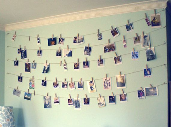 Diy Wall Art Dorm : Easy diy dorm decor ideas huffpost