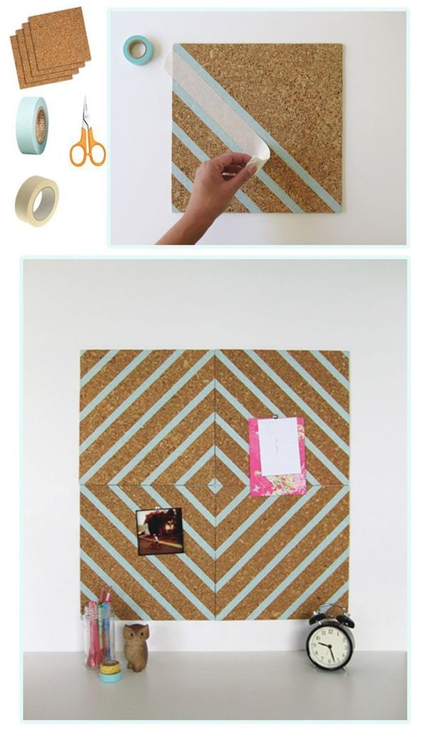 10 easy diy dorm decor ideas huffpost
