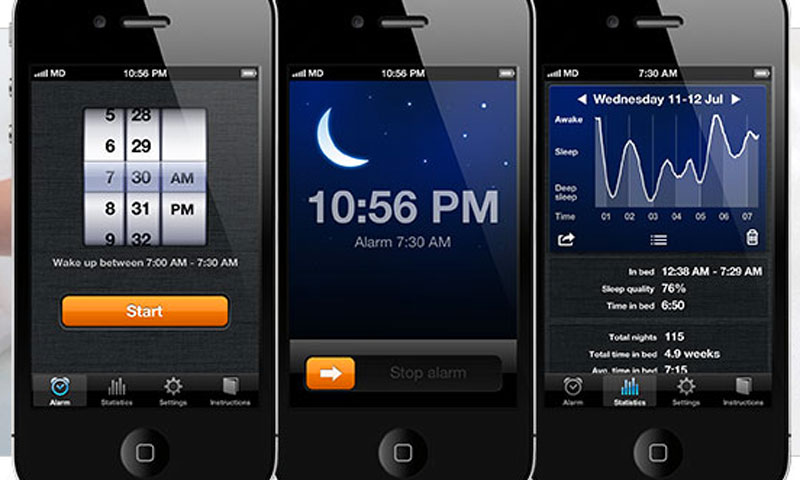 Sleep app iphone