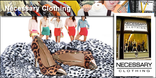 Women clothing stores Necessary clothing stores