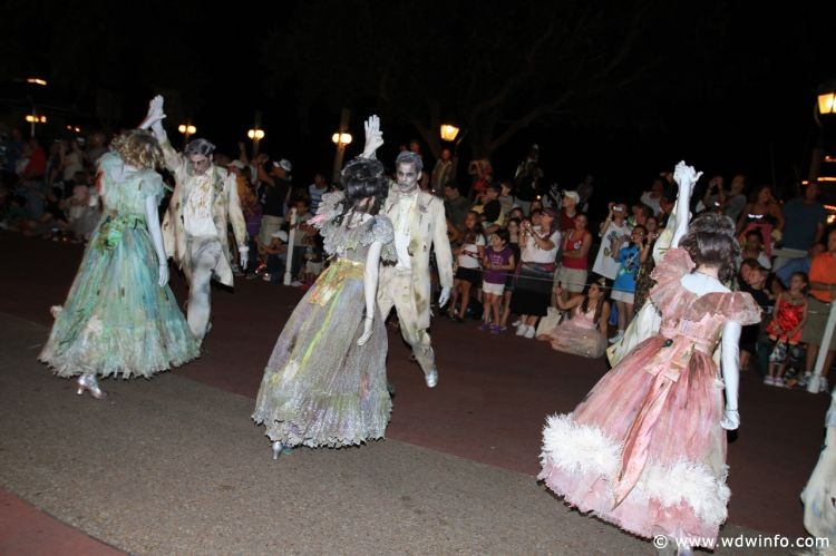 Haunting And Magical Halloween At Walt Disney World