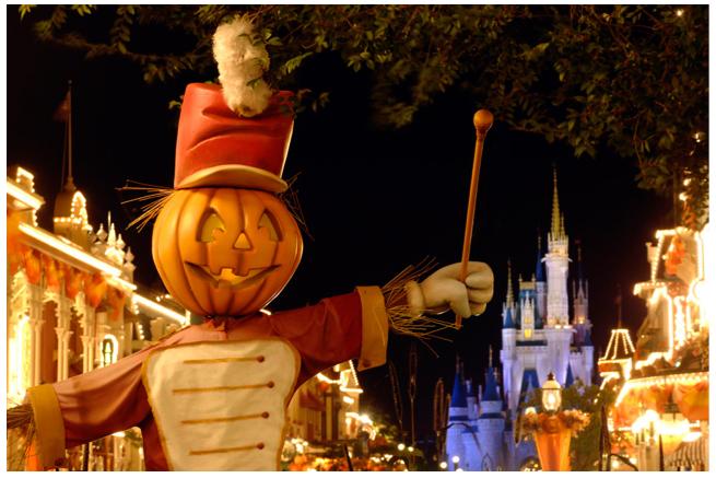 Haunting and Magical - Halloween at Walt Disney World   HuffPost