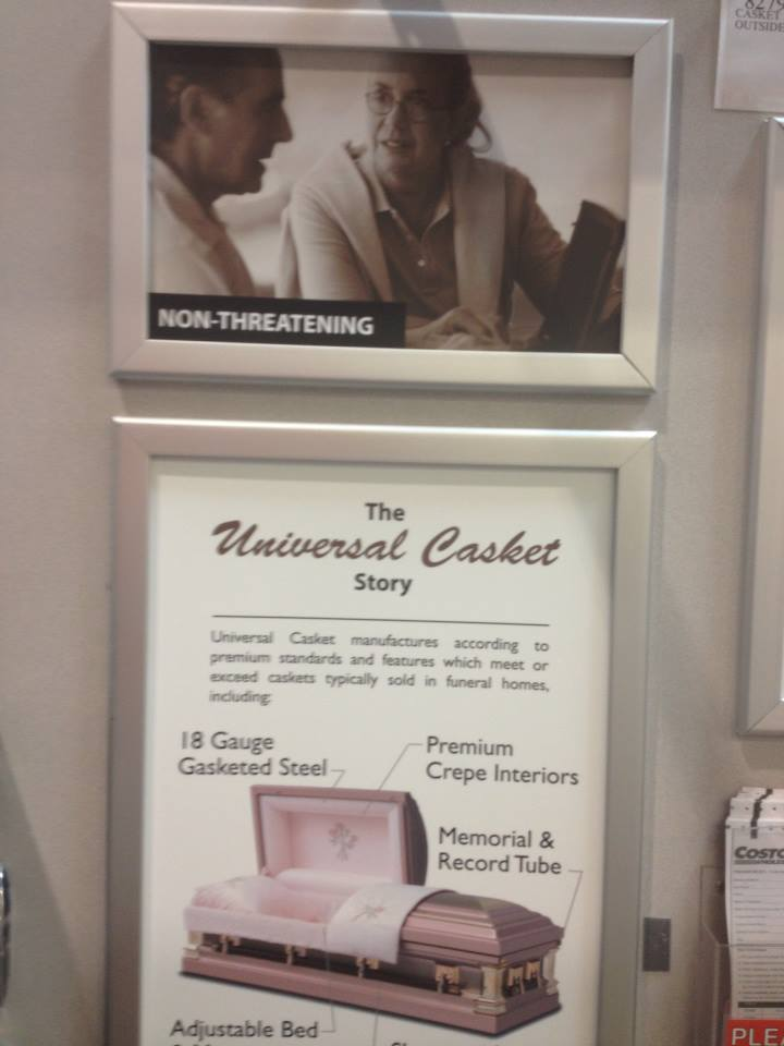 A Tisket, a Tasket, I Bought a Costco Casket | HuffPost