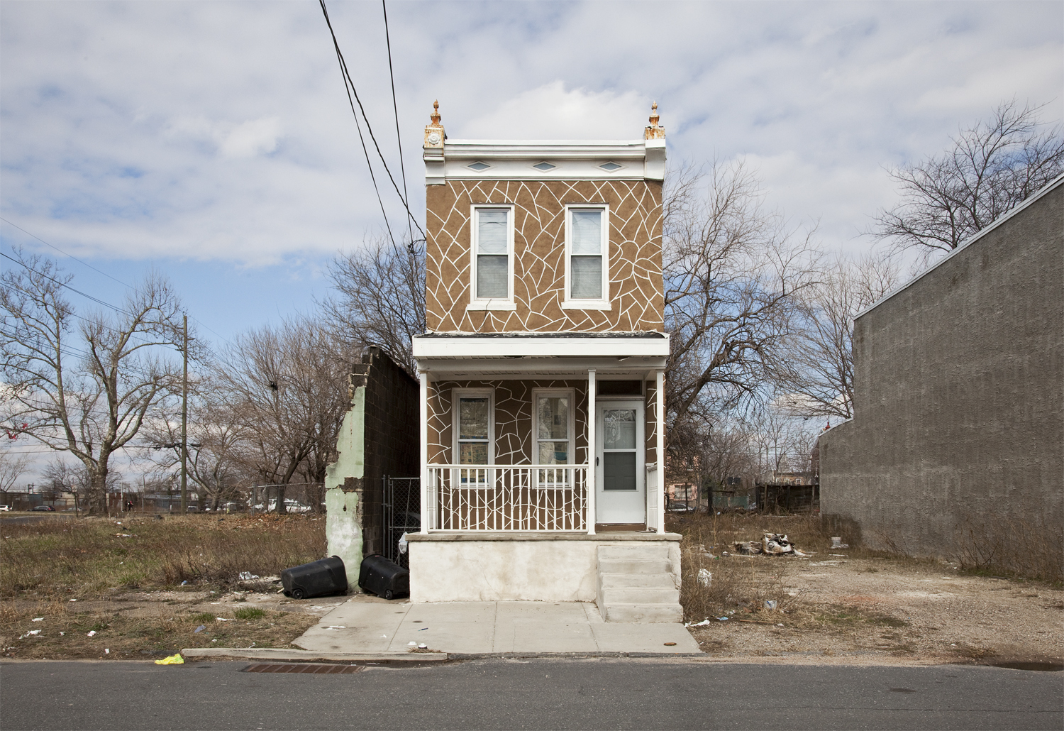 10 orphan row houses so lonely you 39 ll want to take them for Camden home