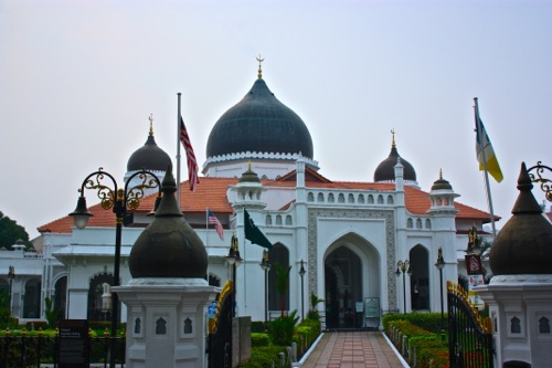 Penang Street of Harmony mosque