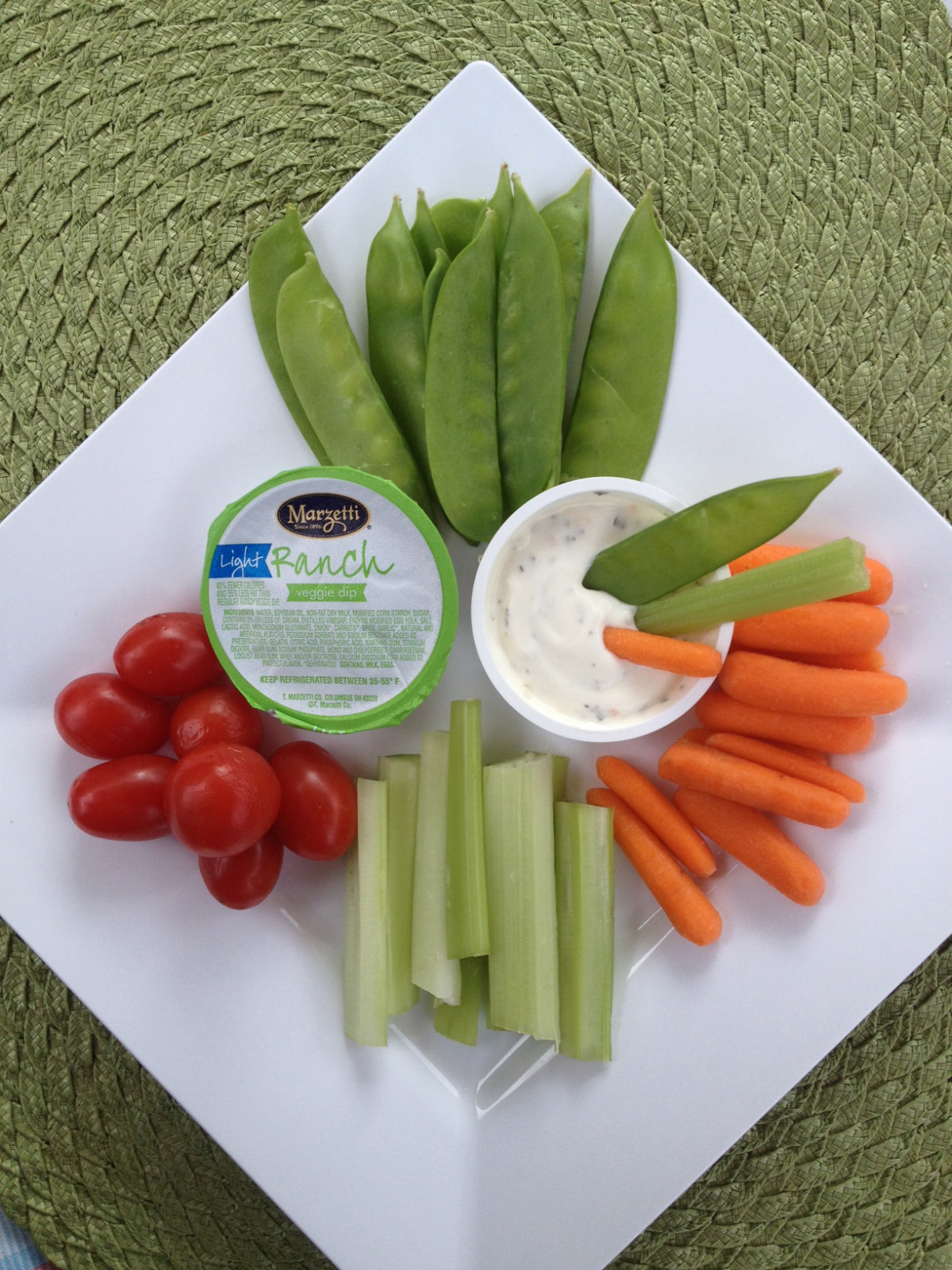 Best low fat dip recipes cold
