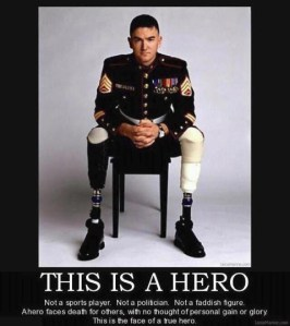 a war hero definition