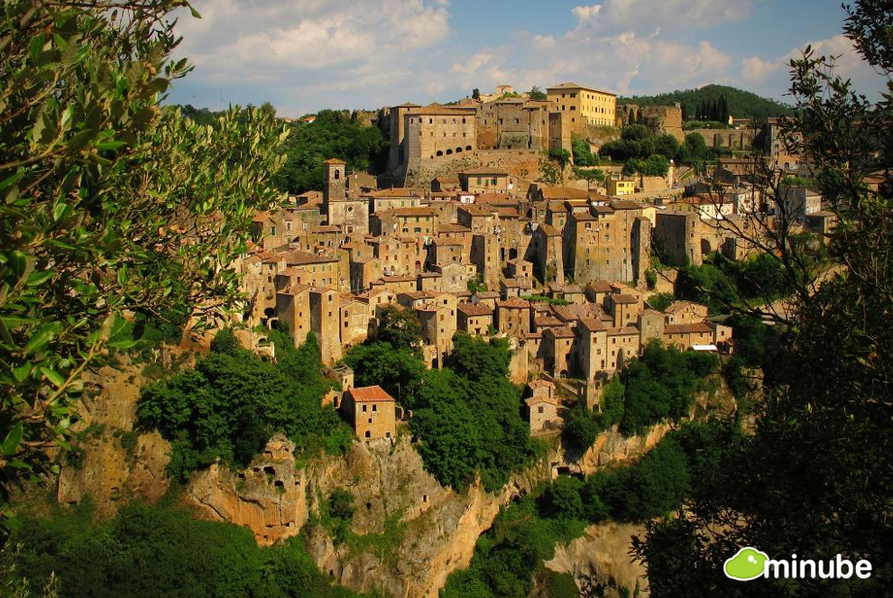 Europe's Most Beautifully Precarious Villages