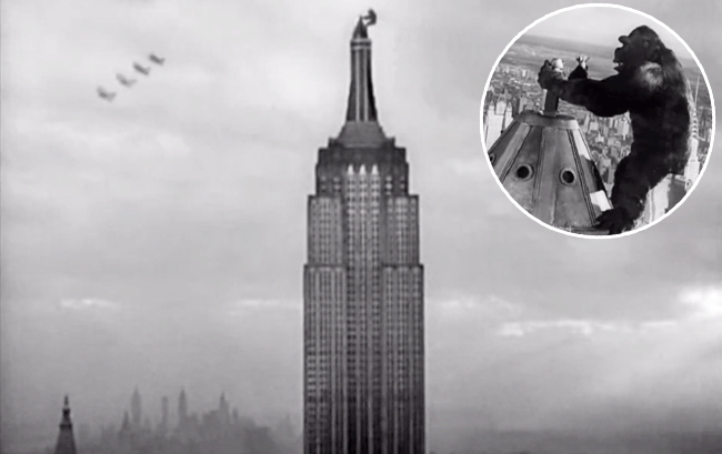 King Kong Empire State Building With Girl 6 things you never knew ... King Kong Empire State Building With Girl