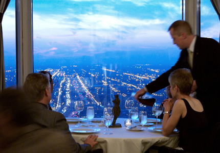 Top 10 Restaurants With A View In Chicago Huffpost