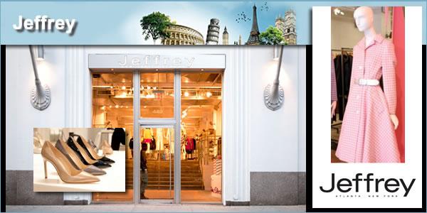 Jeffrey clothing store