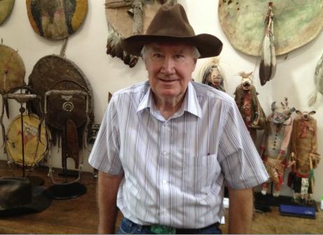 Forrest Fenn, Santa Fe bazillionaire and treasure hider (photos by ...