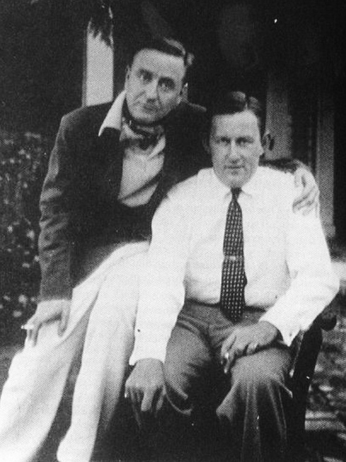 F Scott Fitzgerald Princeton F  Scott Fitzgerald and John