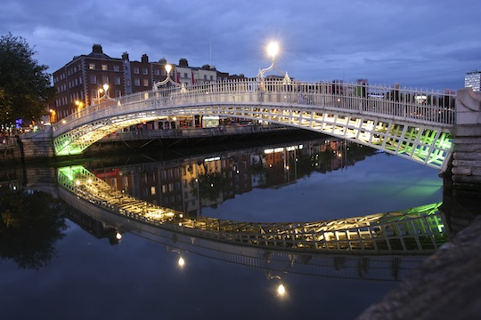10 Things You Probably Didn 39 T Know About Dublin Huffpost