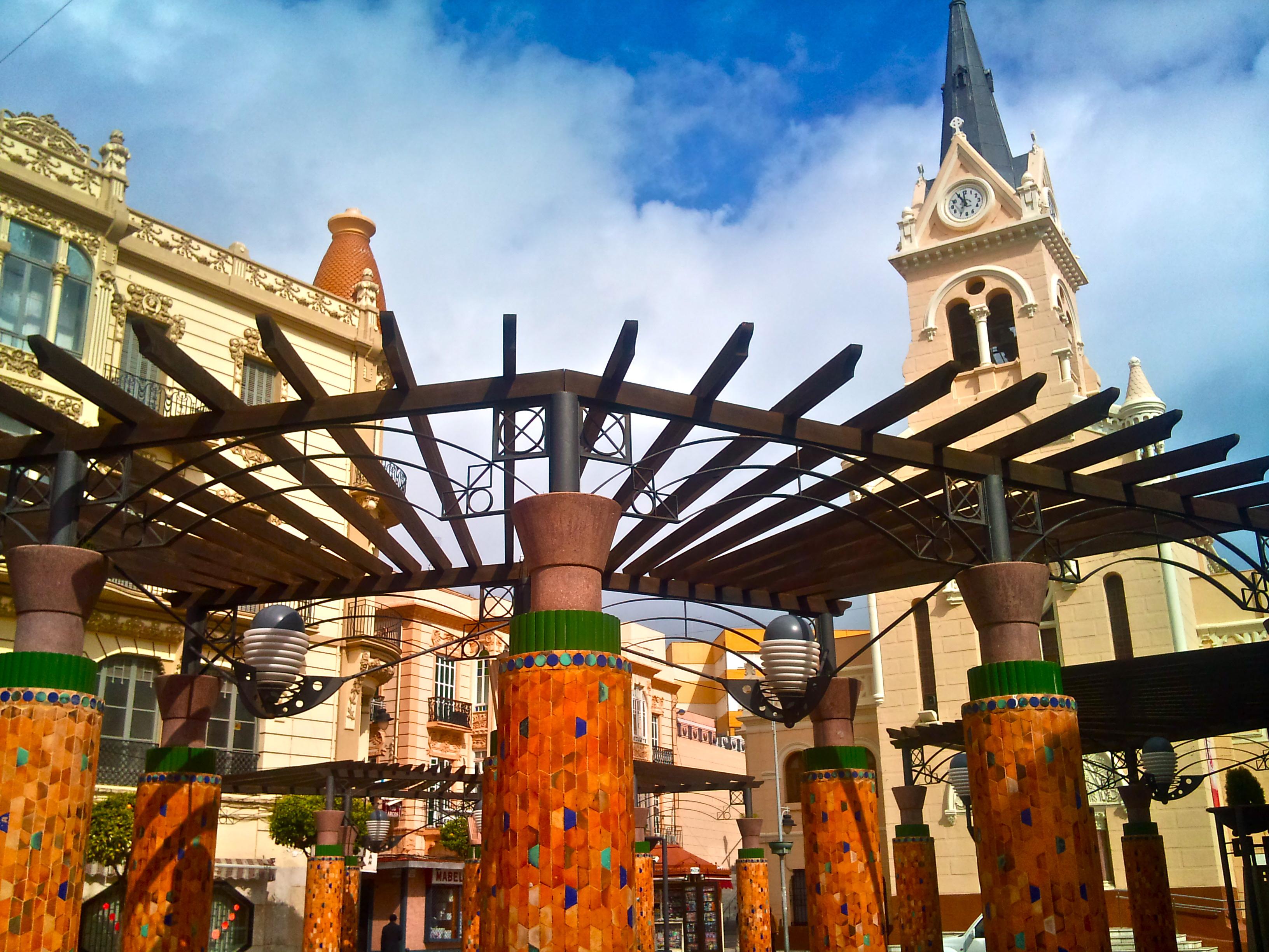 "melilla: where catalan ""modernisme"" meets north africa | huffpost"