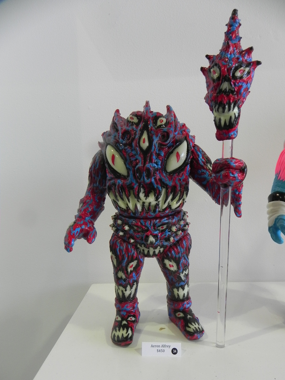 Custom Toys And Vinyl Perfection At Toy Art Gallery Huffpost