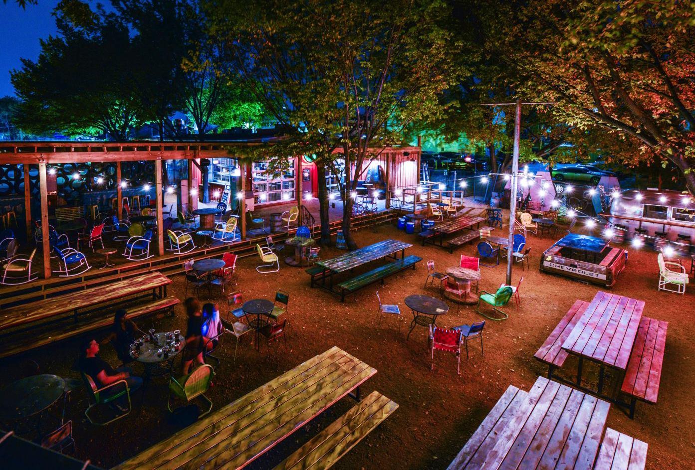 Food Truck Park Dallas