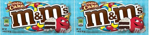 Outstanding Birthday Cake Flavored Mms Are Finally A Thing Huffpost Life Birthday Cards Printable Giouspongecafe Filternl