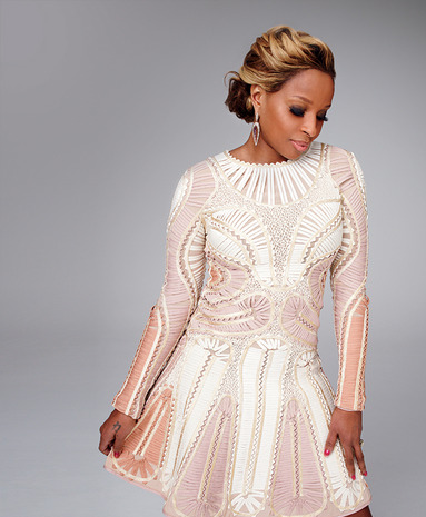 Mary J  Blige: A Mary Christmas Album and Reflections of
