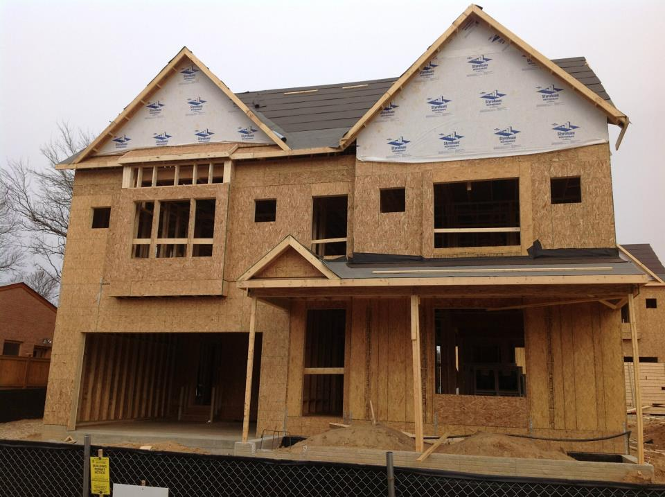 Building a house 101 understand the players huffpost - Building a new home ...