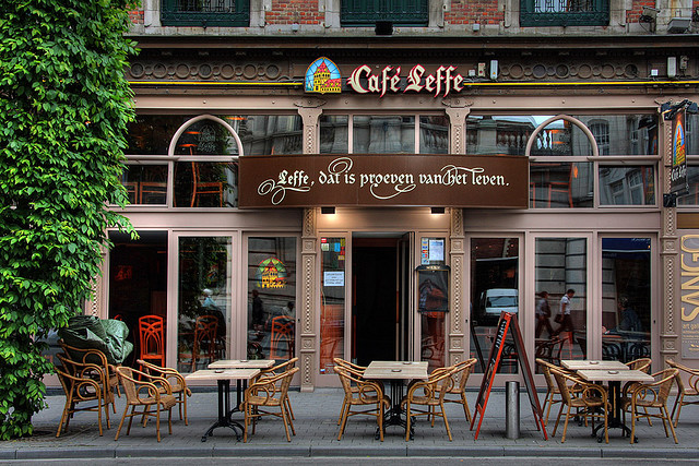 Coffee Cafe Leuven