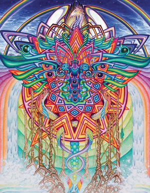 Visionary Art, You're Painted Into the Picture | HuffPost