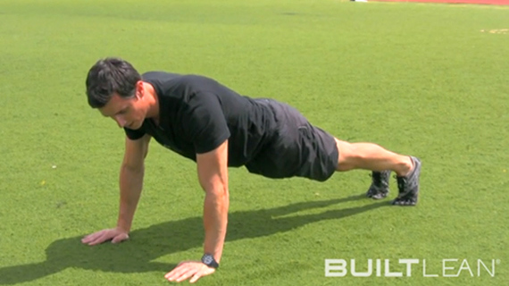 dynamic stretching exercise