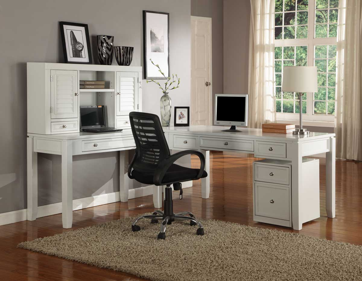 5 tips for working from home huffpost for Office desk layout ideas