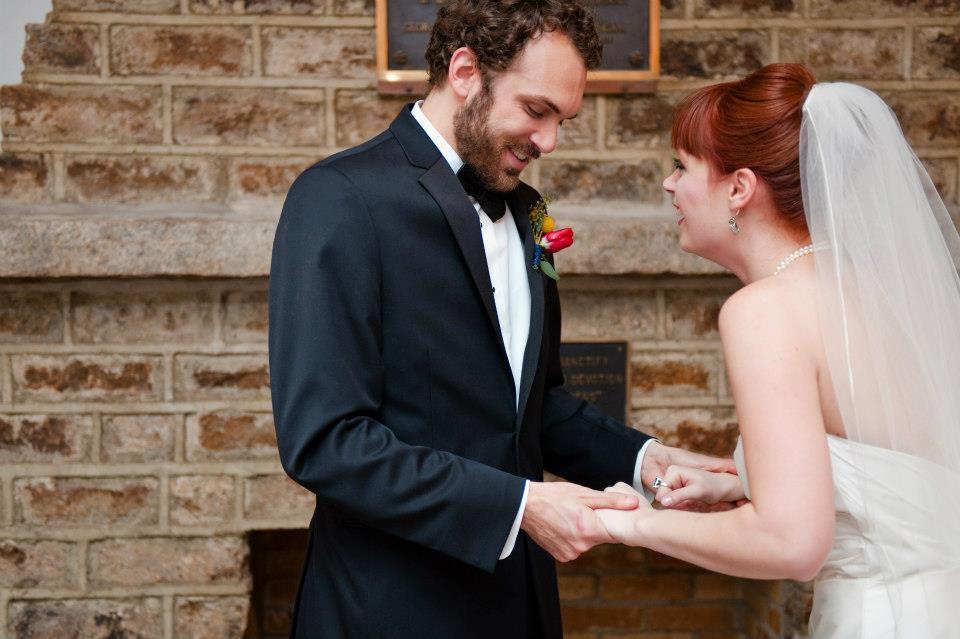 Erin rogozinski wedding