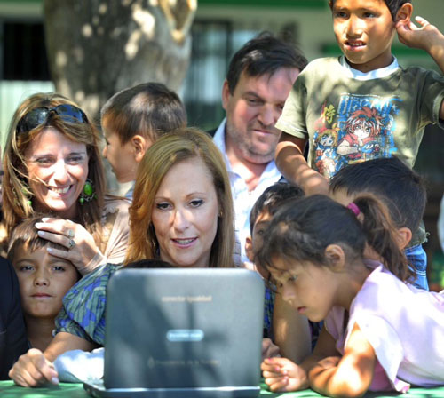 The Global Search for Education: Got Tech?  – Argentina