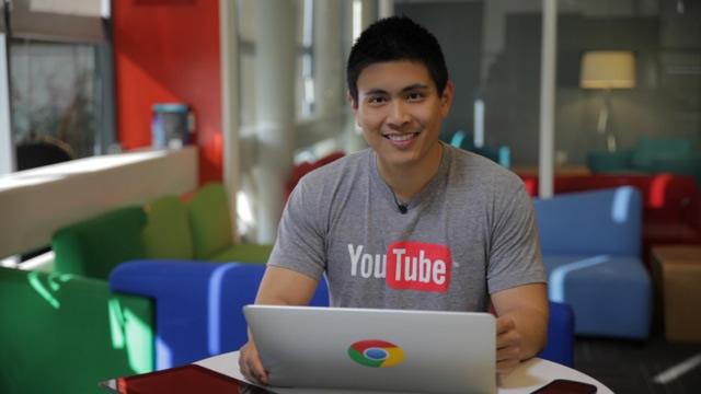 Bing Chen at YouTube