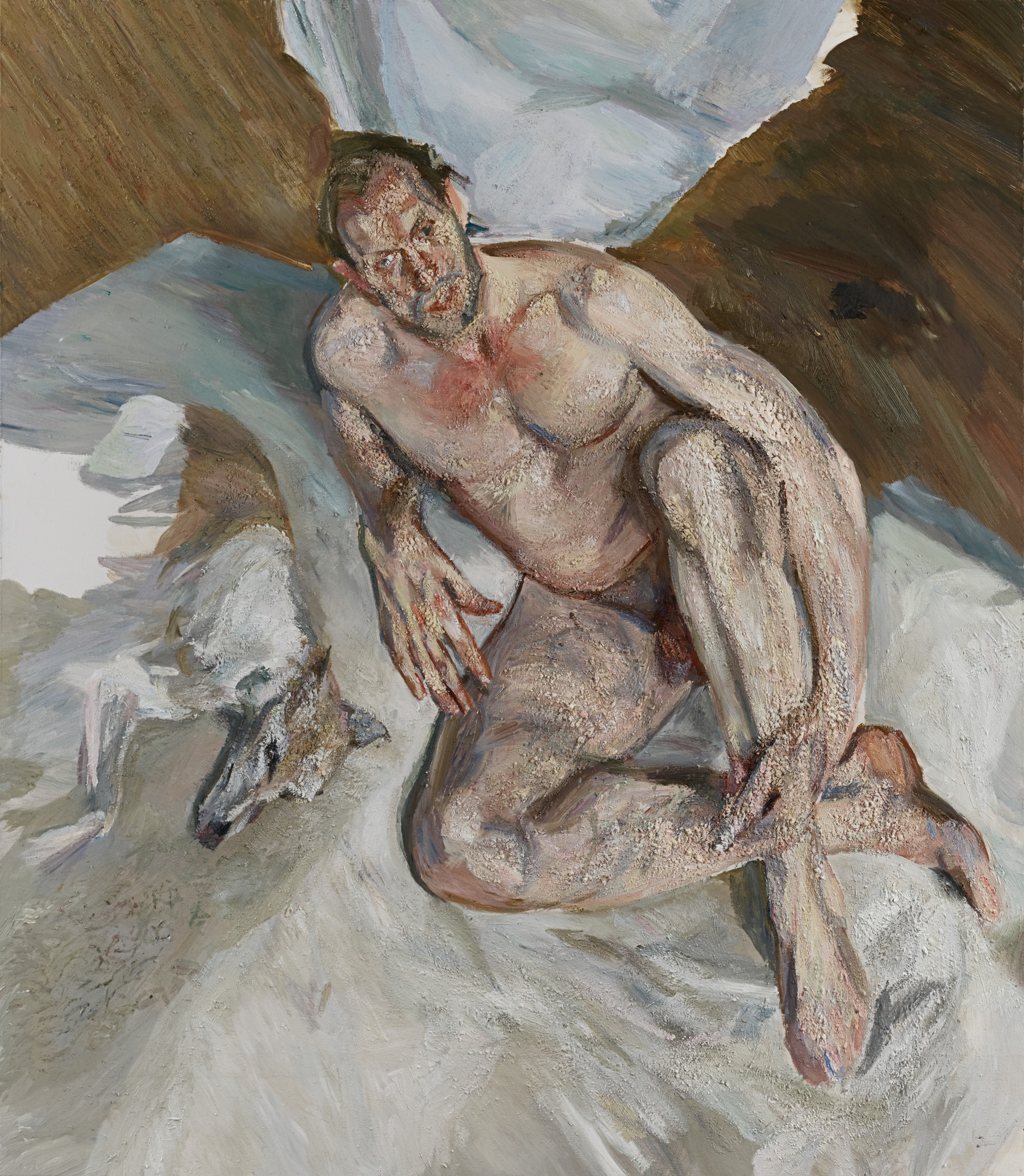 Will Lucian freud naked portrait for that