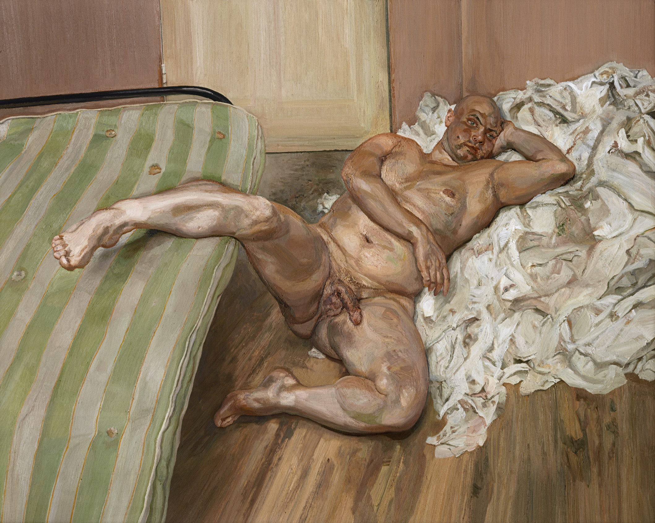 10 Lucian Freud Paintings That Will Make You Fear Flesh (NSFW ...: www.huffingtonpost.com/2013/10/19/lucian-freud_n_4099022.html