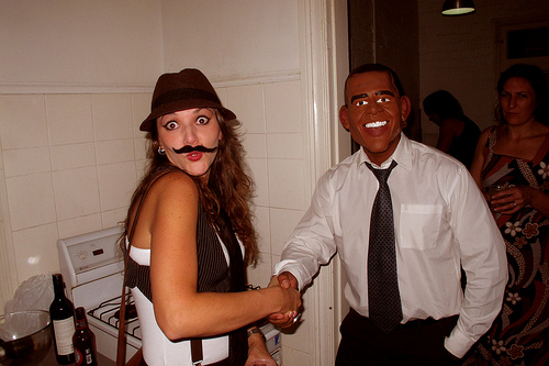 2013-10-14-Obama2.jpg  sc 1 st  HuffPost & What Your Halloween Costume Says About You | HuffPost