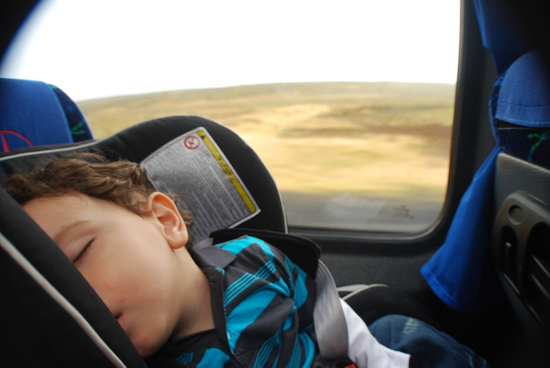 Iceland Need Car Seat For Toddler