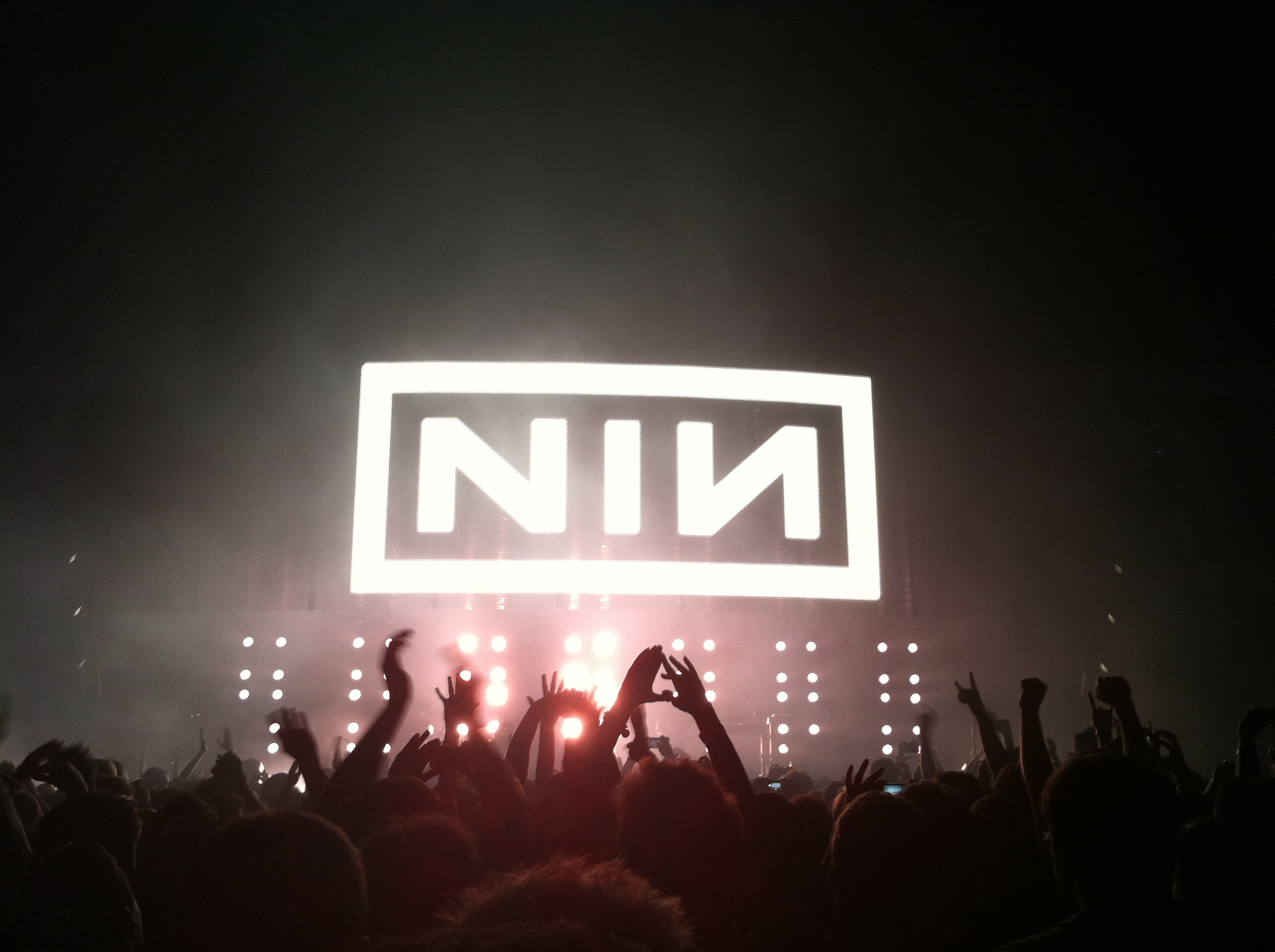 Nine Inch Nails Bring Tension to Brooklyn | HuffPost