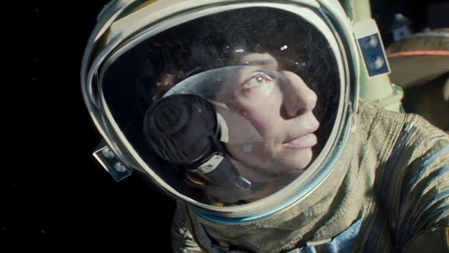 Gravity : A Triumph for Women, Science, and 3D Cinema