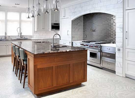 Hot trends in luxury kitchen cabinets huffpost for Kitchen design awards