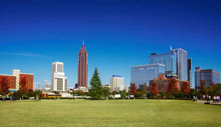 The eyes of the world were trained on Centennial Olympic Park during the Olympics, and it remains a downtown hub. Start the day with the most famous Atlanta native of all at The World of Coca-Cola.