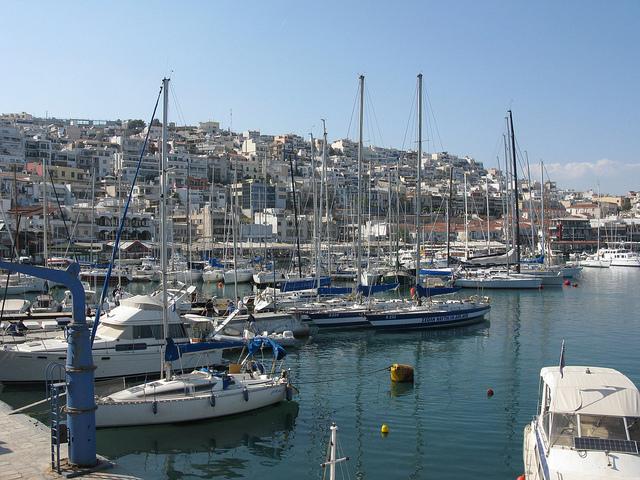 Mikrolimano Harbour, Athens