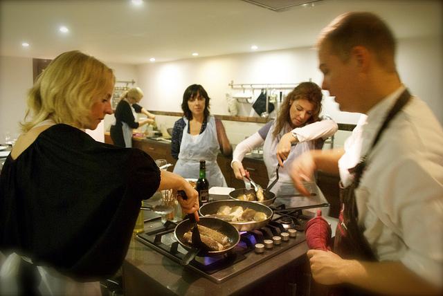 Le Cuisine Cookery School, Paris