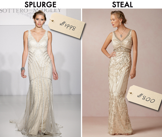 ce314844a36 ... Hot-Off-The-Runway Bridal Looks That Won t Blow Your Budget ...