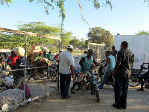 Haitian dating customs