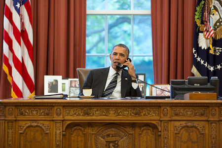 2013-10-26-Barack_Obama_on_the_telephone_with_Hassan_Rouhani.jpg