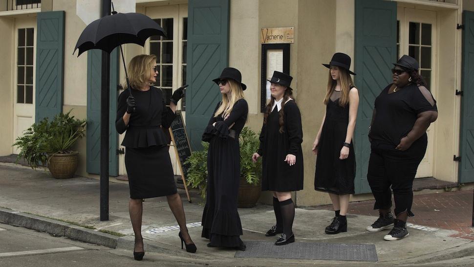 American Horror Story Season 3 Filming When American Horror Story