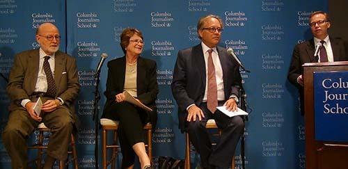 2013-11-02-ColumbiaJournalismSchooldeanSteveCollopensconferenceoneducatingjournalistsAbuFadil.jpg